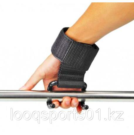 Крюки на руки для турника и тяги - фото 3