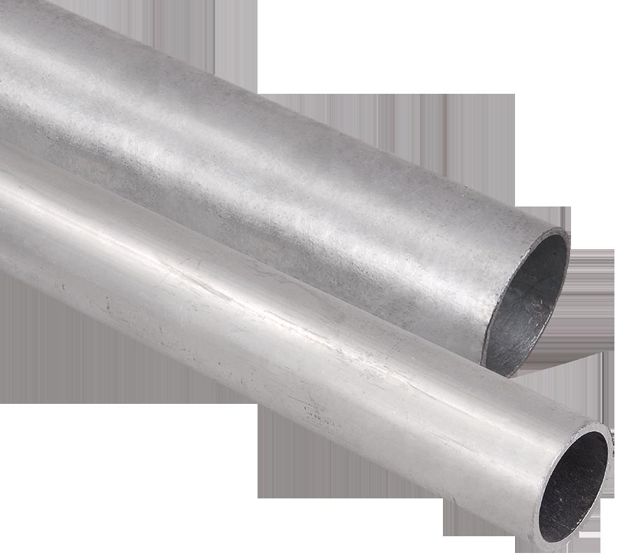 Труба алюминиевая d40мм