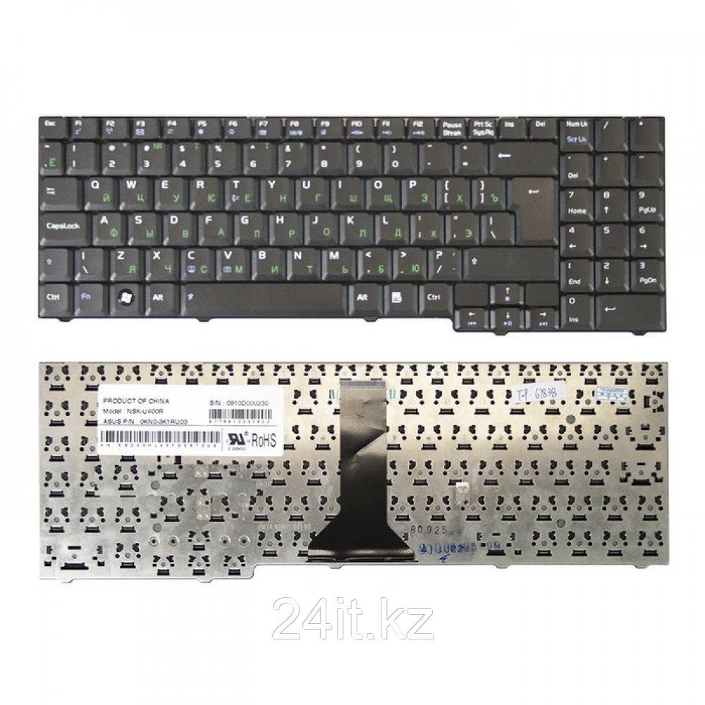 Клавиатура для ноутбука Asus F7, F7E, F7F, F7KR, F7L, F7Se, M51, M51A, M51E, M51Kr