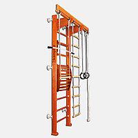 Домашний спортивный комплекс Kampfer Wooden Ladder Wall (№3 Классический Стандарт белый), фото 1