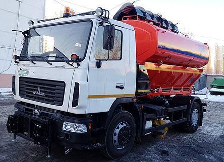 КДМ МАЗ 4380