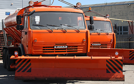 КДМ Камаз 65115