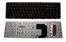 Клавиатура для ноутбука HP Pavilion G7, RU, черная