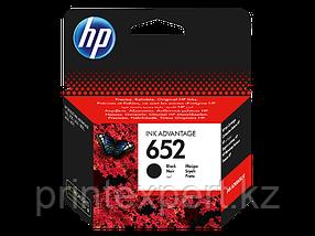 Картридж HP 652 Black
