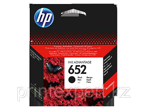 Картридж HP 652 Black, фото 2