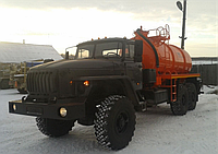 Вакуумная машина V-8 м3