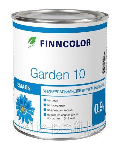 Алкидная эмаль Garden 10 - 0.9л