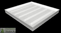 Светильник потолочный встраиваемый LL-ДВО-01-041-3110-30Б LED