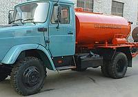 Автогудронатор V-4 м3