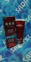Зубная паста 98 % ( от не приятных запахов) ( красная )