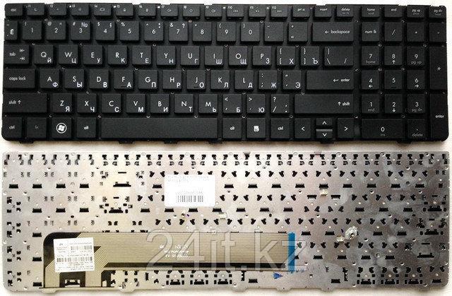 Клавиатура для ноутбука HP ProBook 4530S, RU, черная