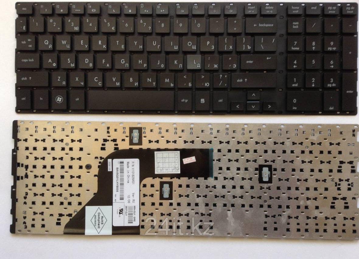 Клавиатура для ноутбука HP 4510s, 4515s, 4710s