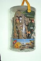 Набор солдатиков и военной техники Combat Ants 363-F, пластик