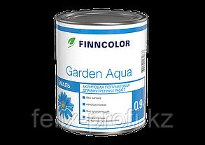 Акриловая эмаль Garden Aqua - 0.9 л