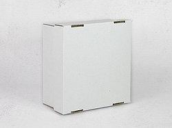 Коробка из микрогофрокартона. Размер: 20*20*9