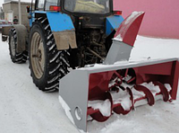 Снегоочиститель МТЗ (Задняя навеска)