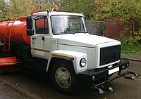 Поливомоечная машина V-4 м3
