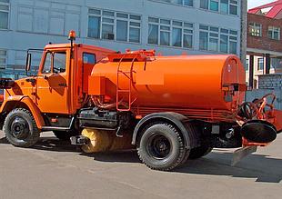 Поливомоечная машина V-5 м3
