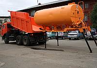 Поливомоечная машина V-12 м3