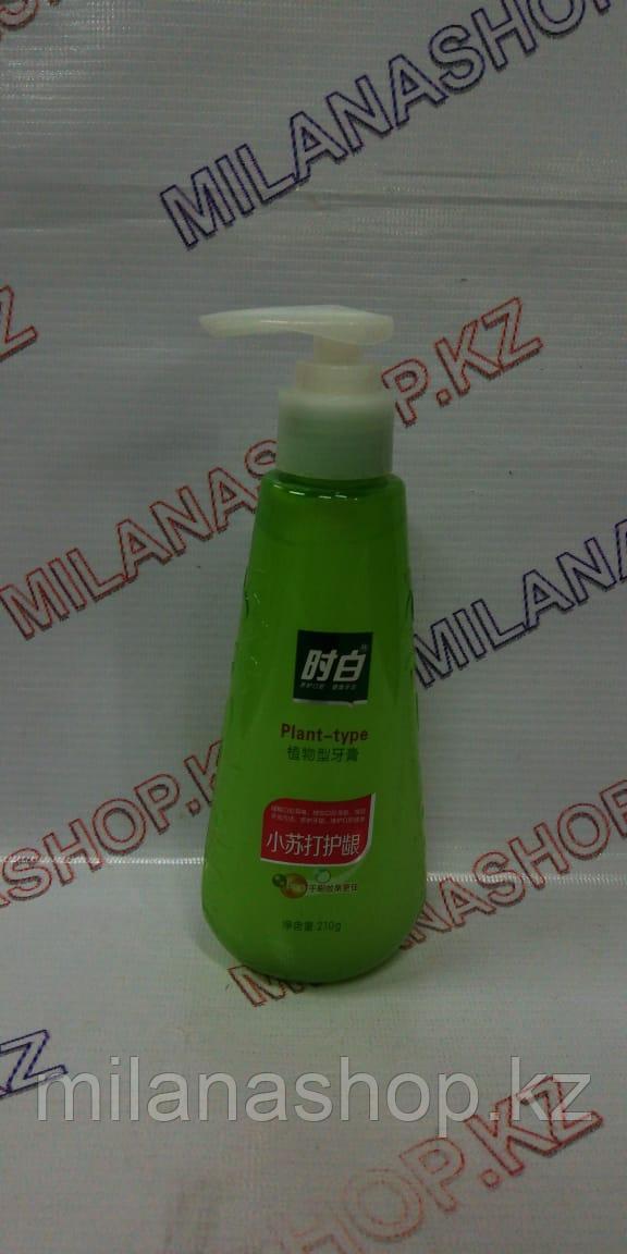 Зубная паста Plant-Tyre с дозатором ( 210 мг)