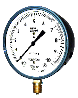 Манометры, вакуумметры, мановакуумметры показывающие для точных измерений МПТИ, ВПТИ, МВПТИ кл.т.0,4