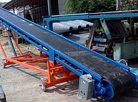 Конвейер ленточный- передвижной типа КЛ(П)