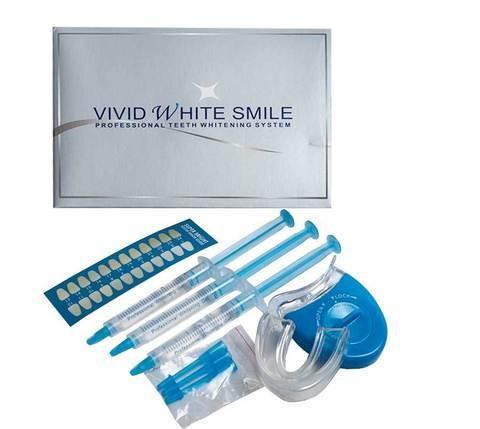 Система домашнего отбеливания зубов VIVID White Smile