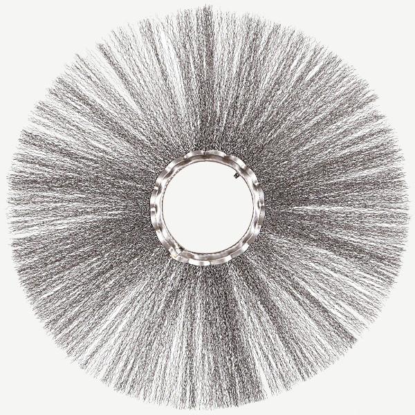 Щетка дисковая, метал