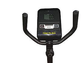 Горизонтальный велотренажер GF-607R до 120 кг, фото 3