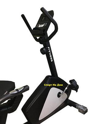 Горизонтальный велотренажер GF-607R до 120 кг, фото 2