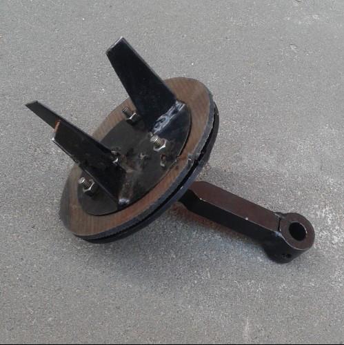 Клапан центральный ЭД-405.50.20.300