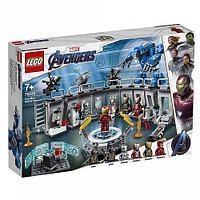 Lego Super Heroes 76125 Лаборатория Железного человека, Лего Супергерои Marvel