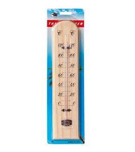 Термометр спиртовой для бани и сауны