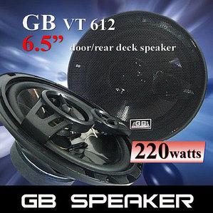 Колонки автомобильные GB VT-412/512/612 (VT-512)