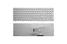 Клавиатура для ноутбука Sony VPC-F219FC, RU, без рамки, черная