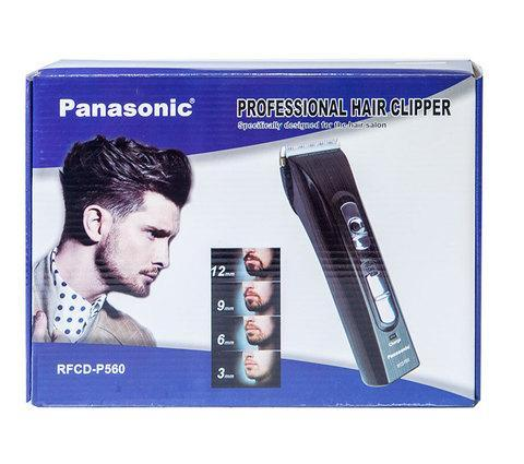 Машинка для стрижки волос Panasonic RFCD-P560, фото 2