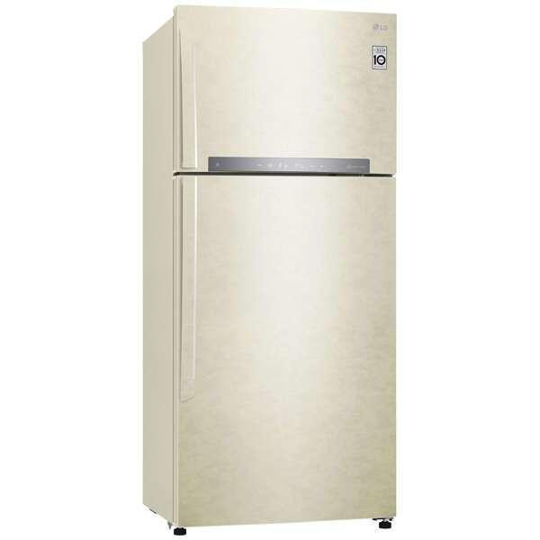 Холодильник LG GN-H702 HEHZ Beige