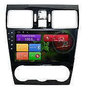 Автомагнитола для Subaru Forester, XV Redpower 31362 IPS DSP ANDROID 7