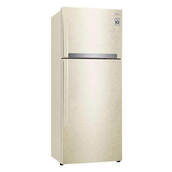 Холодильник LG GR-H802HEHZ Beige