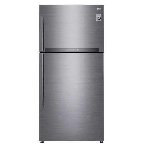 Холодильник LG GR-H802HMHZ Grey