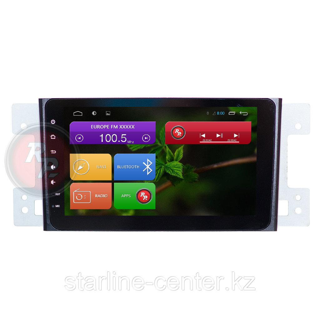 Автомагнитола для Suzuki Grand Vitara Redpower 31053 IPS DSP ANDROID 7