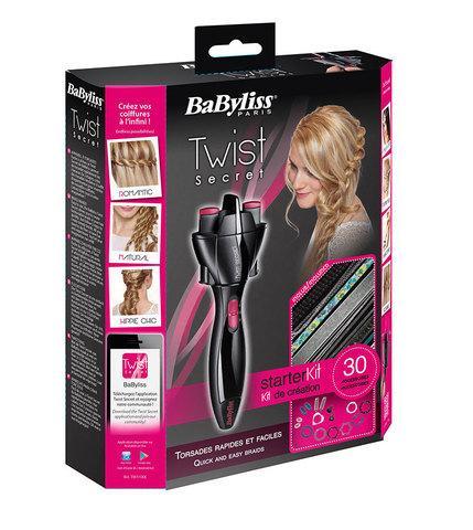Набор для плетения косичек BaByliss Twist Secret [31 предмет]