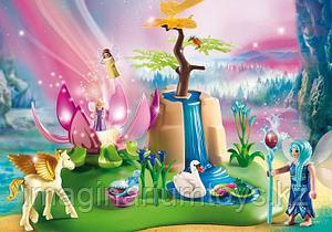 Конструктор для девочек Playmobil «Феи и волшебный сад»