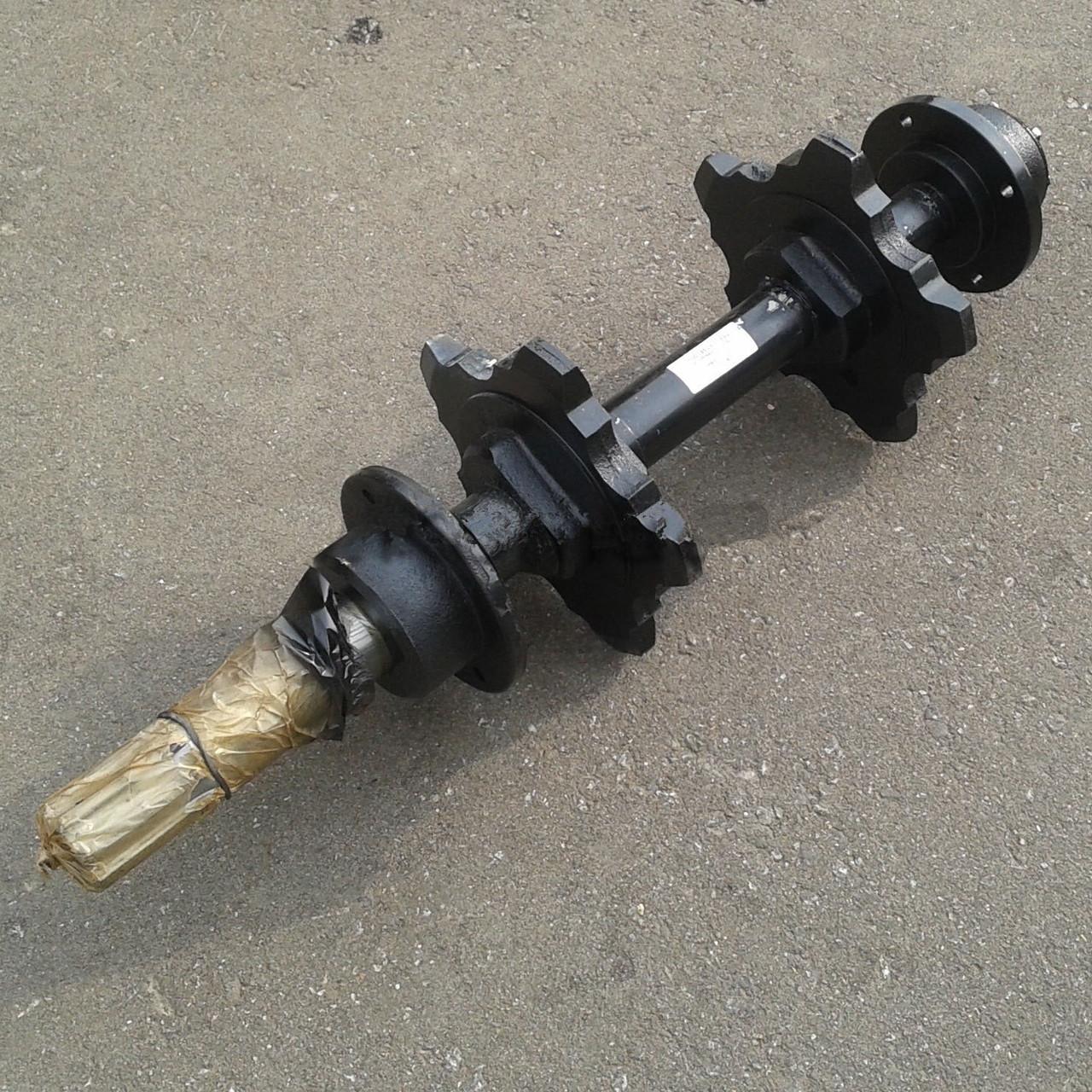 Вал привода транспортера МДК133Д4-93.31.100-01
