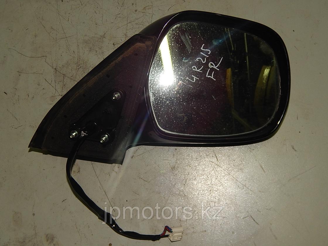 Зеркало двери правое (7 контактов) toyota 4runner 215 2002-2009