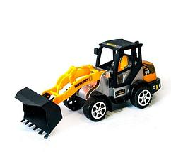 Набор игрушечных строительных машин LEXIN TOYS 6288-6 [6 шт.], фото 3