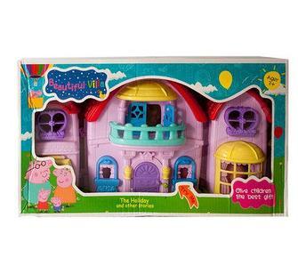 Игровой набор «Дом и семья свинки Пеппы»
