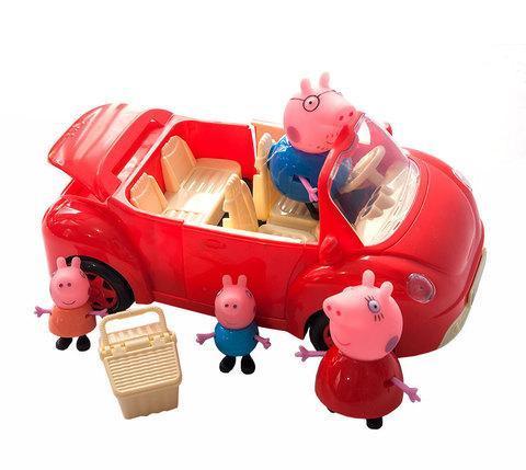 Игровой набор «Семья свинки Пеппы на пикнике», фото 2