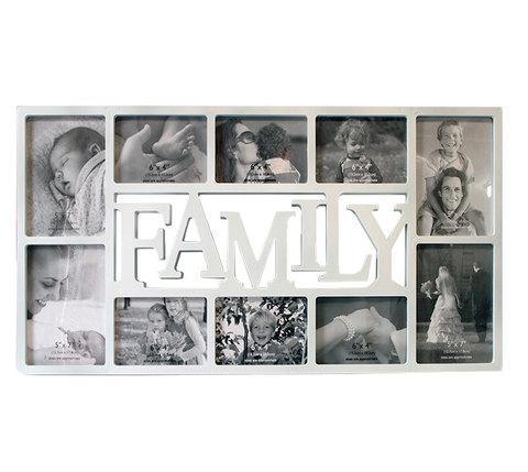 Фоторамка составная FFA-102M02 [10 фото] (Family)