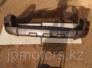 Бампер задний серый toyota 4runner 215 2005-2009